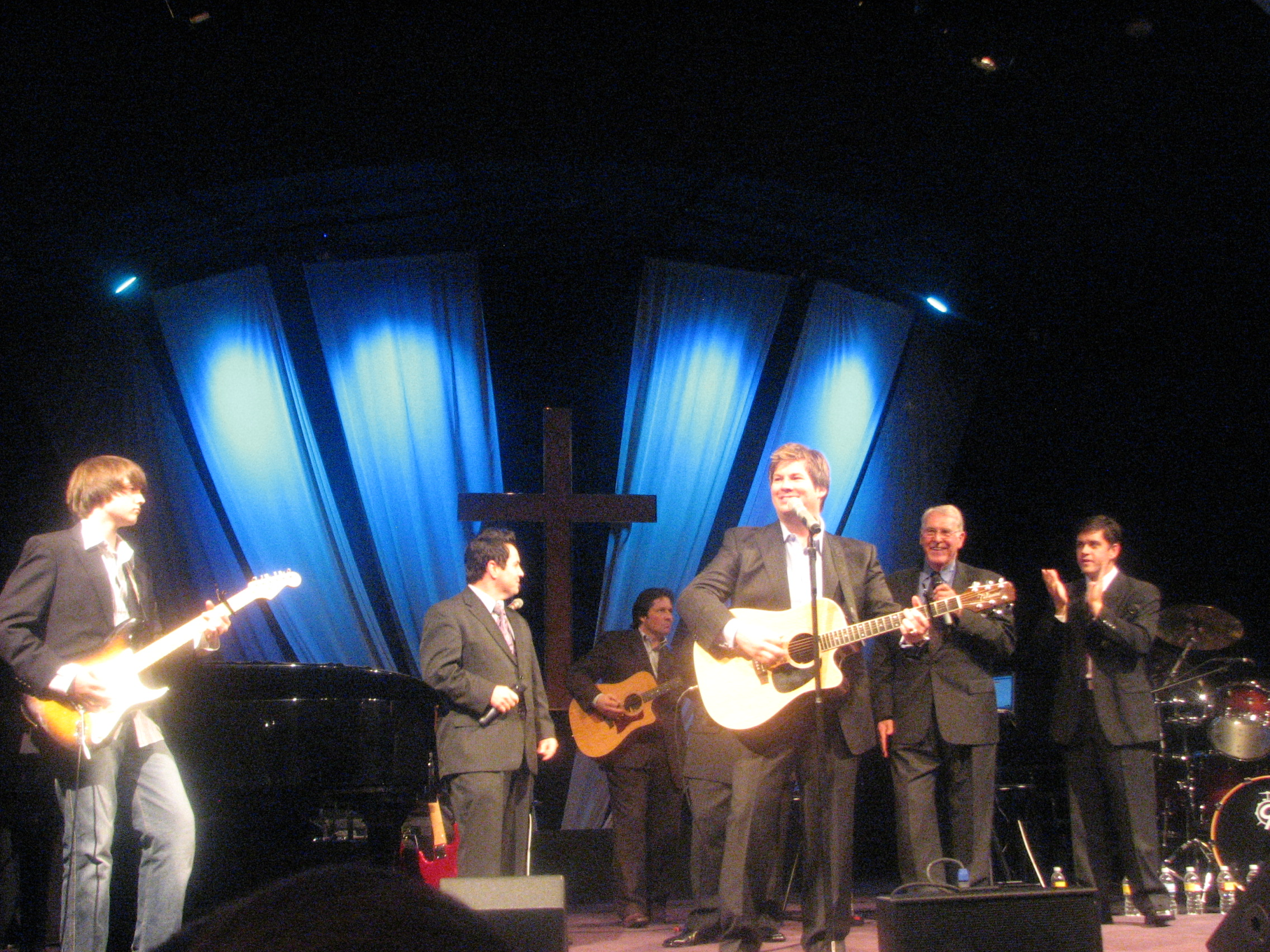 southern gospel singers divorced and dating